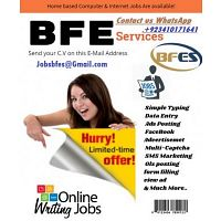 Online job home base from Bfess