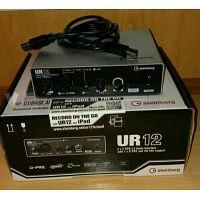 Interfaz de sonido Digital HQ HiFi Steinberg Yamaha UR12 ---$5500