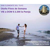 Mayo 2019 fines de Semana, Low Cost, San Clemente, Alquiler departamento,  particular