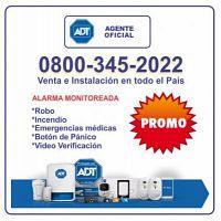 Adt Alarmas en Chubut | 0800-345-2022  | Agente Oficial