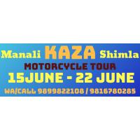 Spiti Tour Start from 15 June