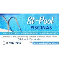 St Pool Piscinas
